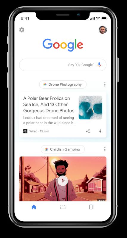 Google Discoverの画像
