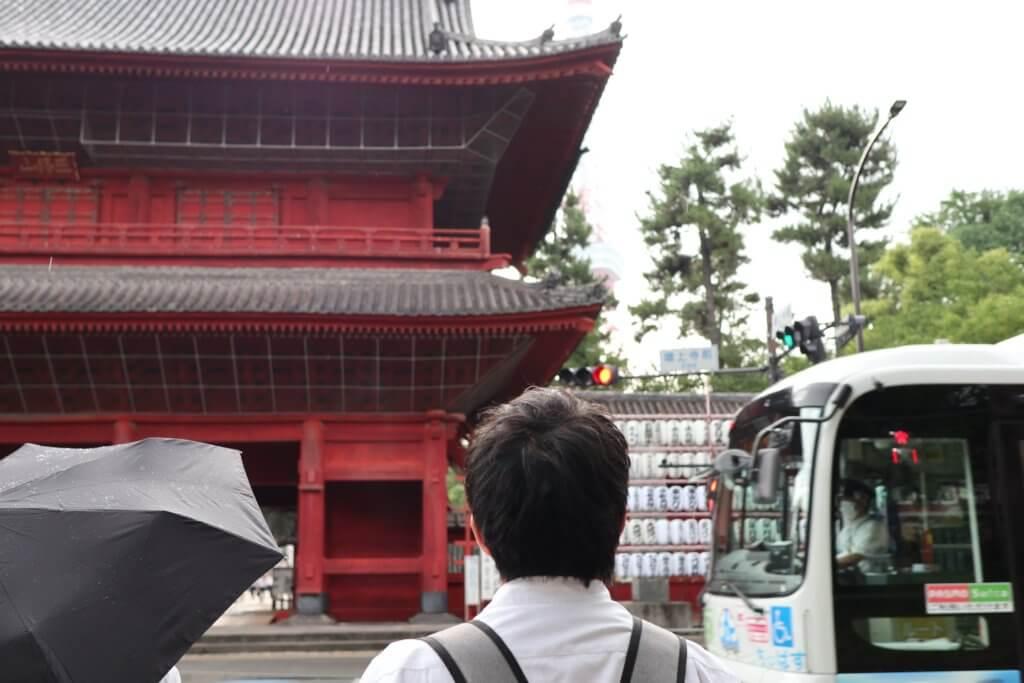 東京タワーはすぐそこ